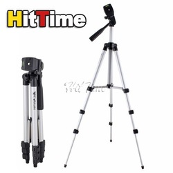 Universal Flexible WT-3110A Portable Camera Tripod for Sony Canon Nikon + BAG [14111|01|01](China (Mainland))