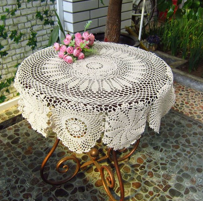 Shop Popular 36 Inch Round Tablecloth From China Aliexpress