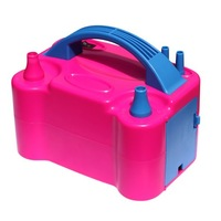 FREE SHIPPING!!!Electric Balloon Air Pump inflator 110V 2 nozzles