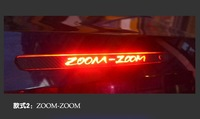 "for MAZDA6 ""ZOOM ZOOM"" for CHMSL  car sticker"