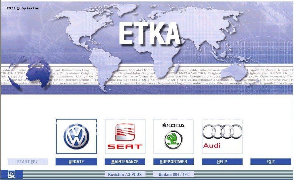 Рублей - ETKA Online ( ETKA с отсечением по VIN