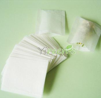 1000pcs 50 X 60mm Empty tea bag, Heat sealing bag, Filter paper, Herb bags