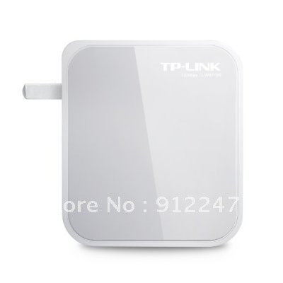 FREESHIPPING TP-Link TL-WR710N b/g/n 150Mbps Mini Portable WiFI Wireless-N Router AP, Good Partner for iPad * iPhone(China (Mainland))