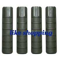 4PCS TD Battle Grip Rail Cover Olive Drab (RL-OD)