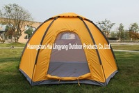 4 person single layer Tent