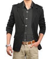 Men's Fashion Blazers Leisure Jacket Business Formal Slim Suit High Quality Men Casual Coat Wholesales Man Blazer