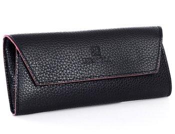 Free shipping-New Korean version Large envelopes ladies' wallets  Multi-color edge women purse