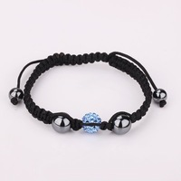 New Arrived Shamballa Crystal Bracelet, Wholesale Europe Style DIY Shamballa Bracelet  SA021