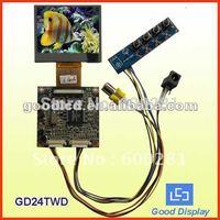 2.5 Inch Small digital lcd display