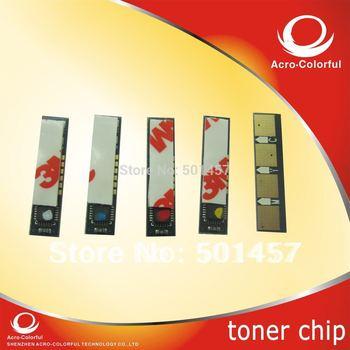 laser Printer spare parts Cartridge clp 407 reset toner chip compatible For Samsung CLP320 clp325 clx3185 clx3186