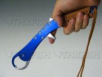 Freely Shipping!!! 1pcs Pack  Lipper Gripper Lip Grip aluminium Fish Grip