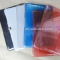 DHL Free Shipping,Galaxy Tab 10.1 PC Case  Wholesale .Crystal Case Cover For Samsung Galaxy Tab 2 P5100