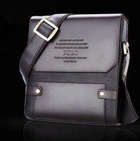 2012 fashion men shoulder bag men genuine leather messenger bag business bag free shipping wholesale and retail  #MB07