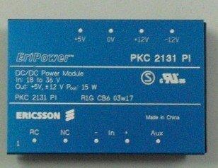 PKC2131PI  DC/DC POWER MODULE