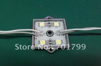 5050 SMD LED module,with metal case,COOL WHITE color,DC12V,20pcs a string