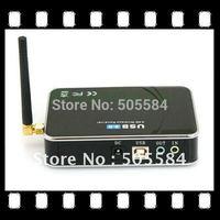 USB 2.0,2.4G wireless AV receiver USB DVR,2,easy cap 4 channels wireless CCTV camera audio and video receiver RX acceptor