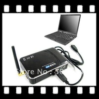 USB wireless 4Ch Channel DVR Camera receiver Detector Adapter kit PC recorder