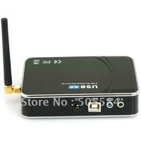 USB 4 Channel 2.4G Wireless Remote Recording DVR Camera Receiver Detecter for PC TV