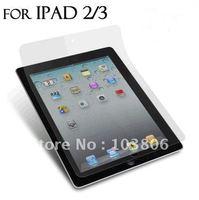 2000pcs/lot Free EMS DHL UPS Shipping For iPad3 Clear Screen Protector Film Cover Protector Screen 2000pcs Guard ipad 3
