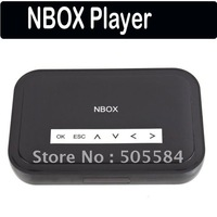 NBOX HDTV HD Media TV Player RM RMVB DivX HDD SD USB HD