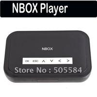 NBOX HDTV HD Media TV Player RM RMVB DivX HDD SD USB HD