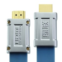 HDMI Flat HD data cable is applicable to the office KVT / hotel cinema wiring
