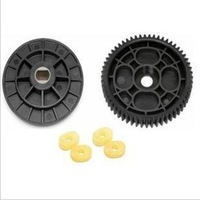 spur gear set + damper bush  for HPI KM ROVAN 1/5 Baja 5B