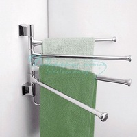 Drop Shipping/Free Shipping Stainless Steel Hardware Bathroom Accessories Kitchen Polished Towel Rack Holder