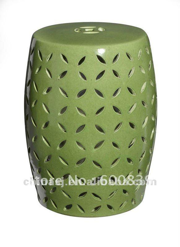 online get cheap ceramic garden stool