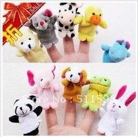 Finger Puppet  animal finger puppet