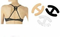 Free Ship lady bra buckle bra clasp,magic breast up device,cleavage control clip,invisible bra strap safe lock,anti-slip clasp.