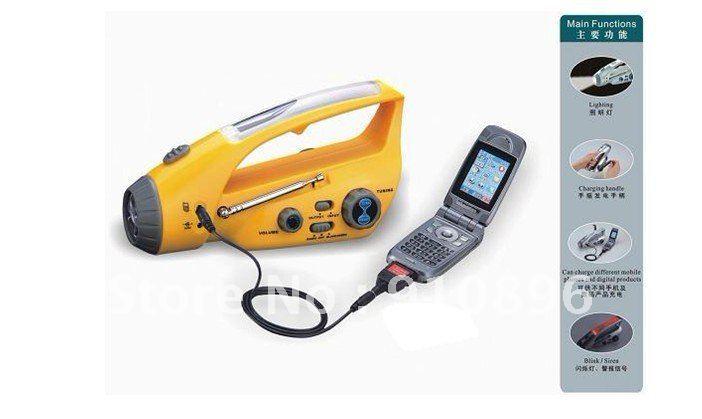 Fm Font B Solar B Font Dynamo Powered Radio Hand Crank