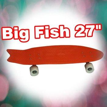 Hot Seller Big 4 wheels Penny Skateboard Fish skateboard