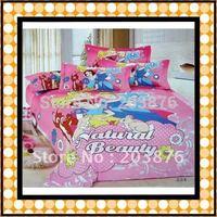 Princess Cartoon KidsFour-piece Bedding Set Gift Wholesale Free Shipping