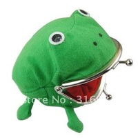 L2 Brand New NARUTO Frog type plush coin purse