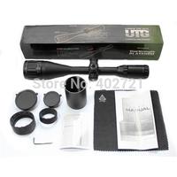 ORIGINAL 5pcs Leapers UTG 4-16x50 rifle scope Full Size AO Mil-Dot RGB Zero Lockable & Resetable Scopeadjustable objective (AO)