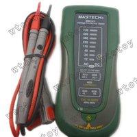 MASTECH MS8906 voltage continuity tester 12-600V LED indicator 13018