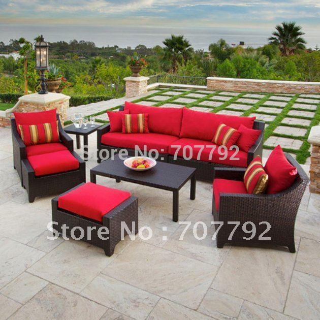 Popular Black Resin Wicker Furniture Buy Cheap Black Resin Wicker Furniture L