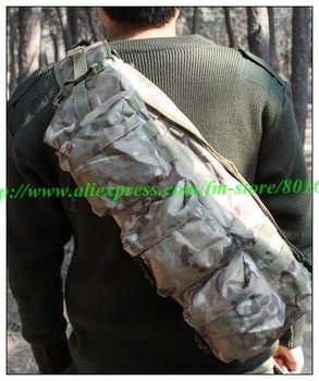 Multicam Molle system Tactical shoulder bag+FREE SHIPPING