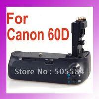 Freeshipping BG-E9 BGE9 Battery Grip for Canon EOS 60D DSLR Camera
