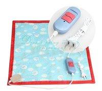 Drop Shipping/Free Shipping Fashion Duplex Printing Pet Thermostat Heating Pad Warm Electric Blanket