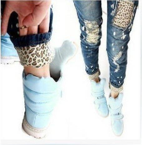Женские джинсы Brand 098 Jeggings