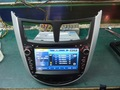 Freeshipping Two Din 7&quot;car dvd player for Hyundai-Verna digitalScreen touchscreen ,with SD USB Bluetooth,ipod
