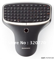 Lenovo N5902 N5901 A Mini PC Wireless keyboard 2.4G 2 in 1 Multimedia Remote +led backlight + mouse+Retail Packaging