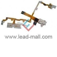 Wholesale Earphone Jack Power Volume Switch Flex Cable For iPhone 3G