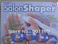 Wholesale Salon Shaper/Electric mill nail device /nail art / Seven into one  package 50set/lot free shipping by DHL