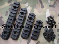 PTS MOE Polymer Rail Sections For MOE handguard