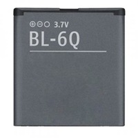 970mAh New Replacement Battery for Nokia BL-6Q