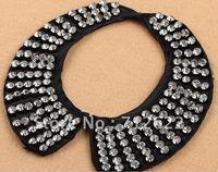 Колье-ошейник Fashion VIVI New Style Grace Handmade Lace False Collar, Vintage Collar Necklace For Women, Detachable Collar