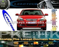Auto Alarm Security System PKE RFID Romote Keyless Start Vehicle alarm system Keyless Entry Shock Sensor for KIA RIO